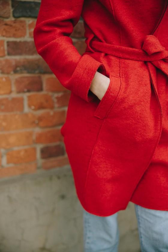 Płaszcz Pomarańczowy