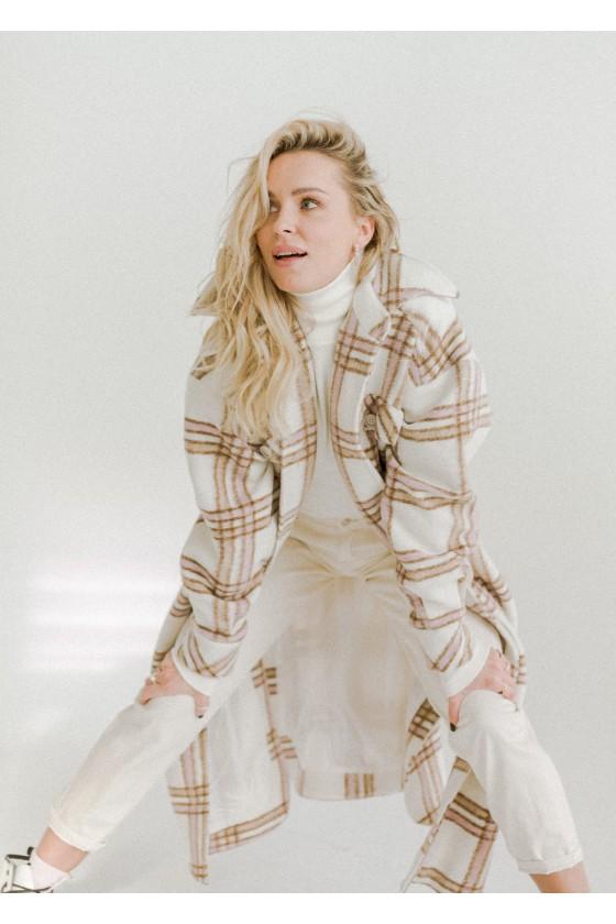 Płaszcz Milky by Kasia