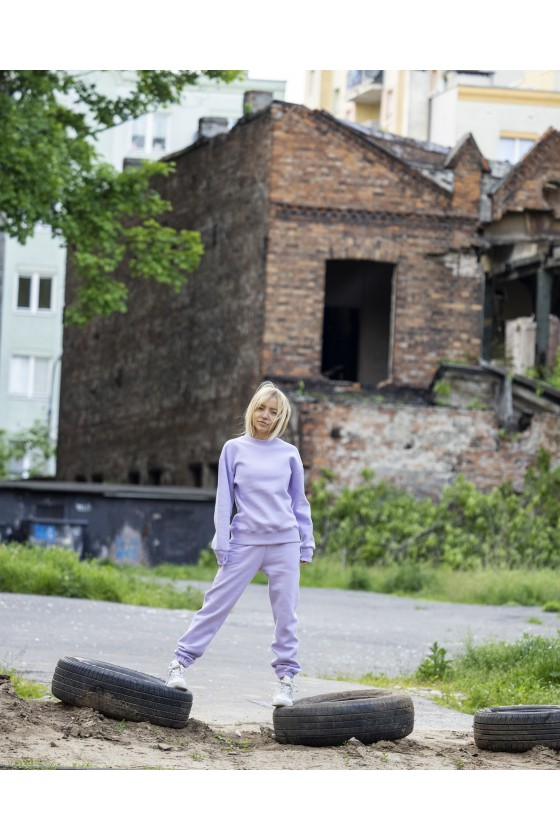 Sweatshirt Lilac